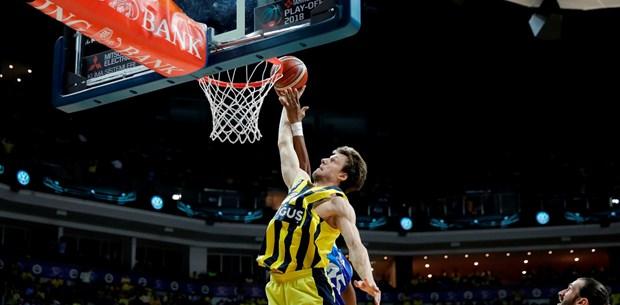 Fenerbahçe Doğuş şampiyon oldu!