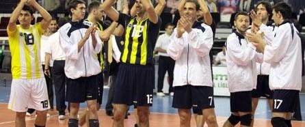 Fenerbahçe güle oynaya: 0-3