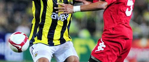 Fenerbahçe günü kurtardı: 2-2
