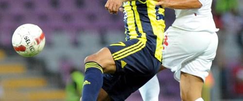 Fenerbahçe kapıyı açtı: 0-2