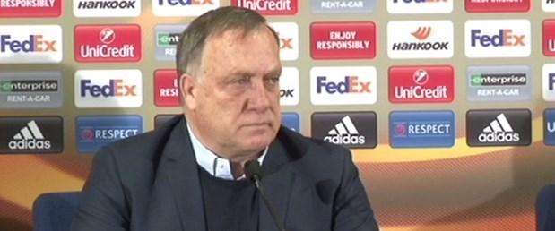 Fenerbahçe Teknik Direktörü Dick Advocaat