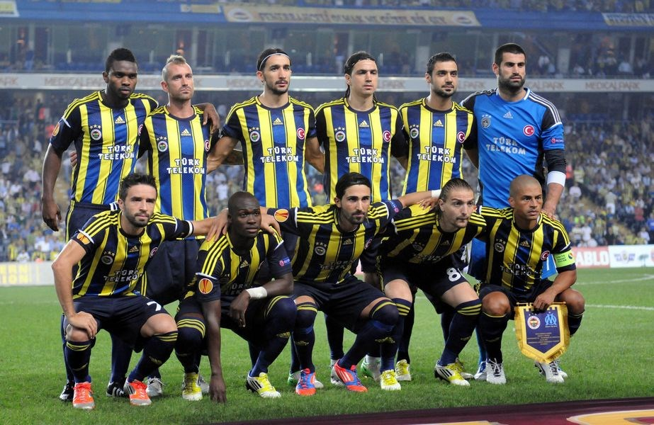 Fenerbahçe - Marsilya