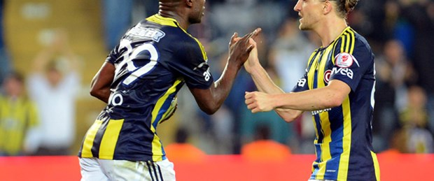 Fenerbahçe penaltılarda güldü
