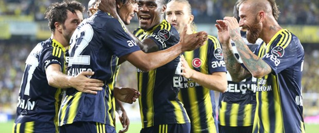 Fenerbahçe Sivas'a patladı