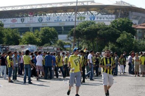 Fenerbahçe taraftarları Topuk Yaylası'nda
