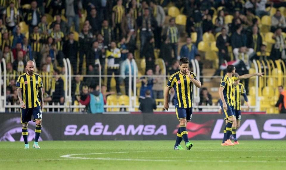 Fenerbahçe tek kale oynadı