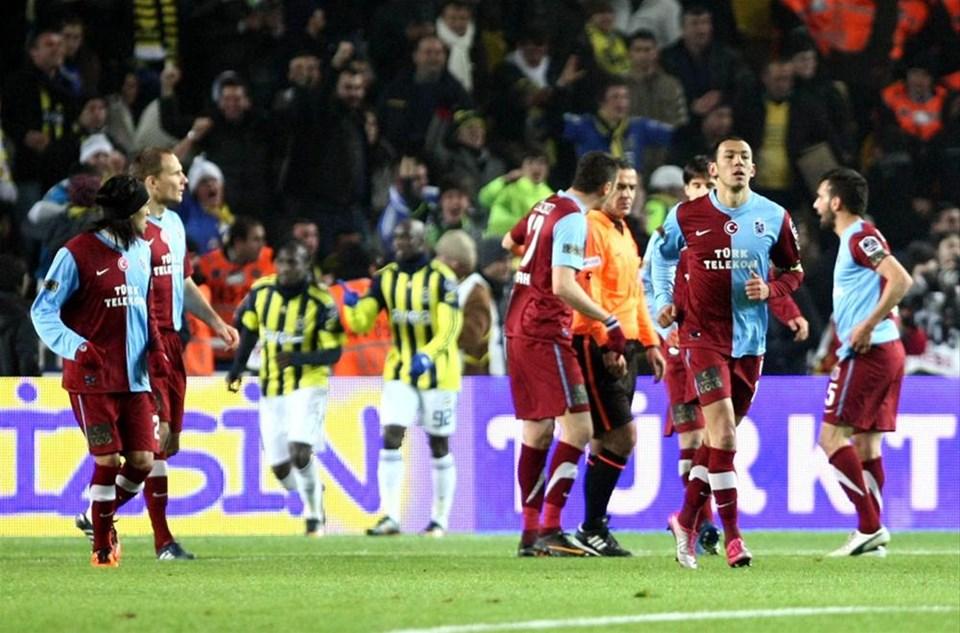 Fenerbahçe - Trabzonspor