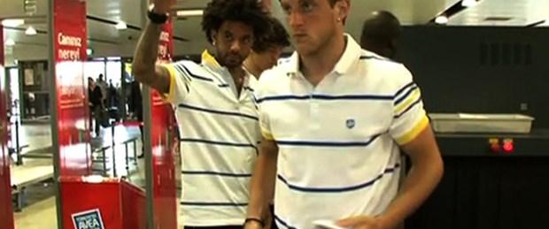 Fenerbahçe zafer için Lizbon'da