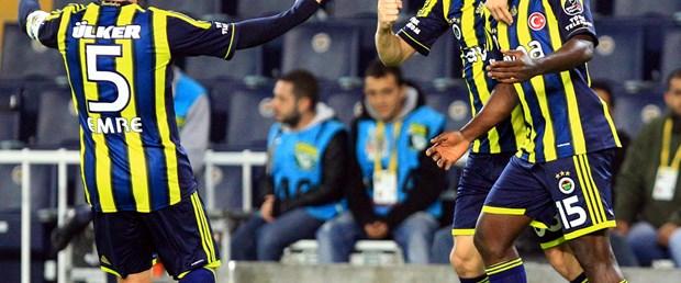 Fenerbahçe zoru başardı