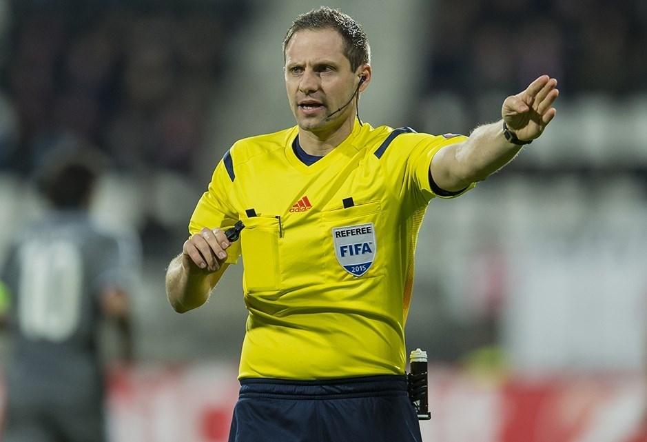 Fenerbahçe - Zorya maçını Avusturyalı hakem Harald Lechner yönetecek.