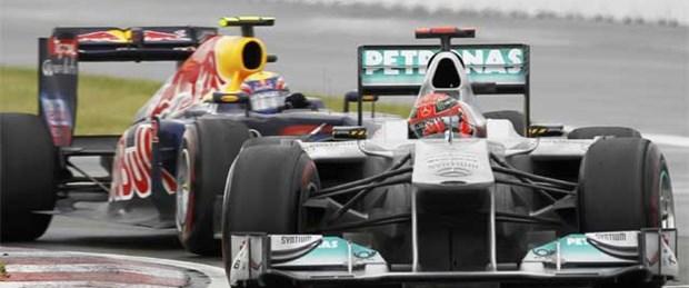 Formula 1 hükümetin gündeminde yok