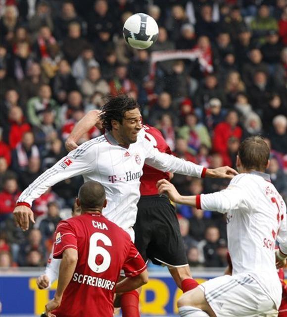 Freiburg : 1 - Bayern Münih : 2