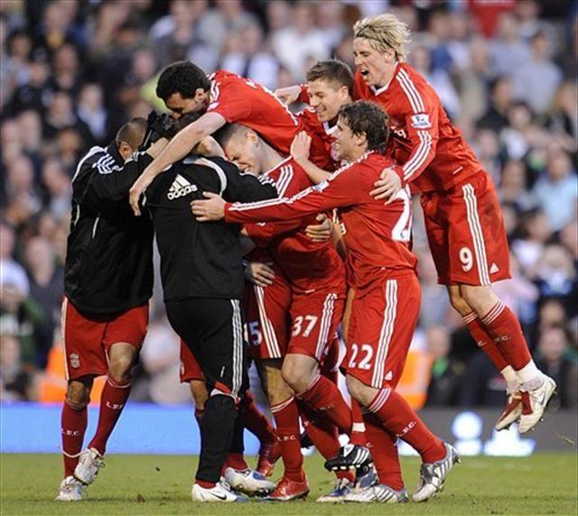 Fulham: 0 Liverpool: 1