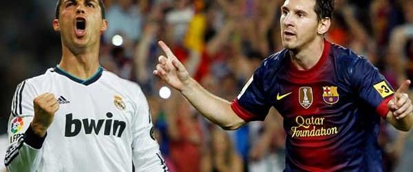 Futbolun bir üstü: El Clasico