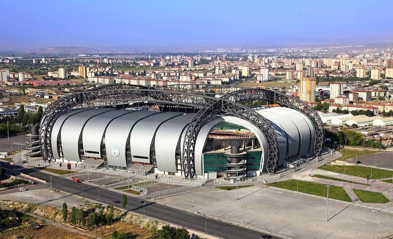 Kayseri Kadir Has Stadyumu
