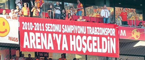G.Saray'ın cezasını Trabzonspor ödemek istiyor