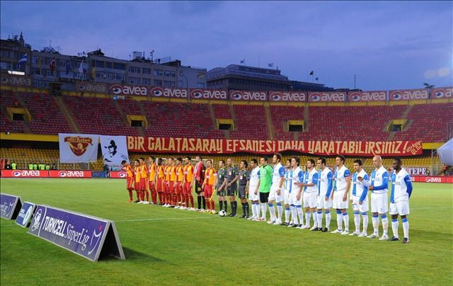 Galatasaray: 1 - Ankaraspor: 1