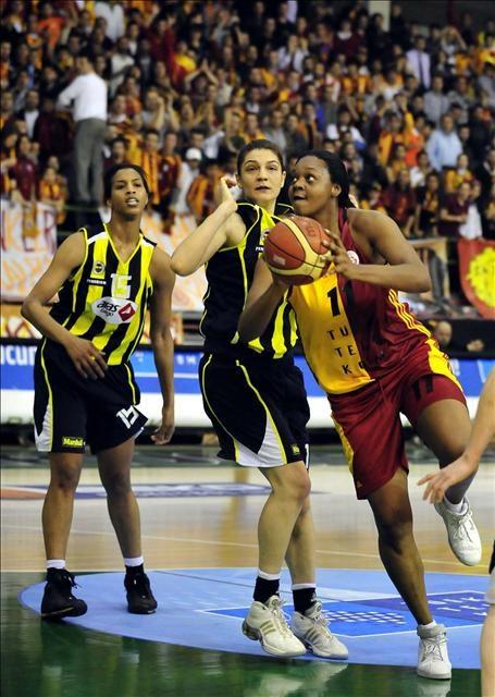 Galatasaray: 64 - Fenerbahçe: 68