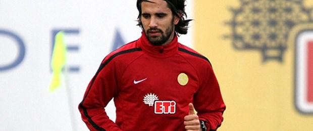 Galatasaray Alper'i borsaya bildirdi