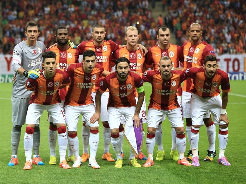 Galatasaray - Anderlecht maçı
