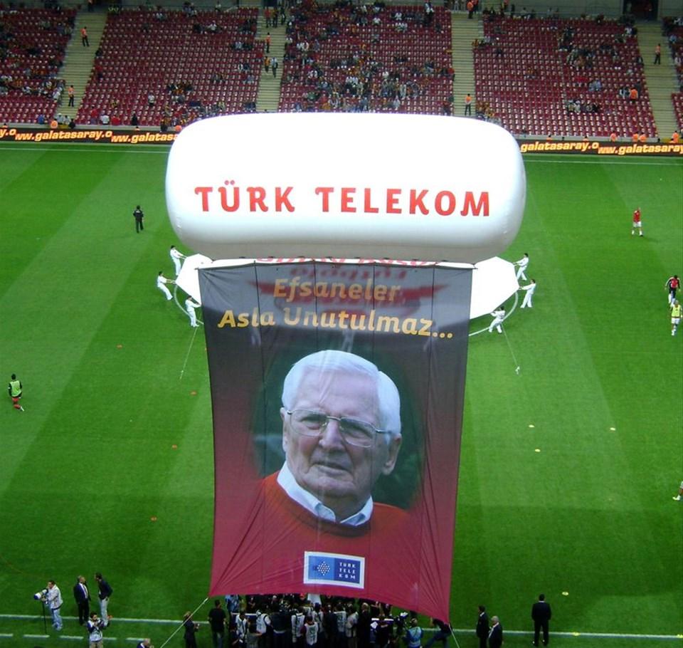 Galatasaray Arena'da kazandı
