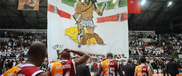 Galatasaray da Arena'dan çıkamadı!