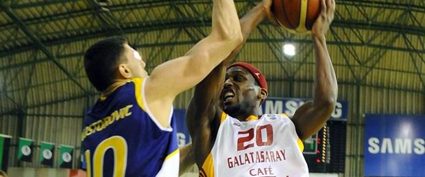 Galatasaray evinde kayıp: 82-89