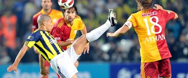 Galatasaray-Fenerbahçe derbisine UEFA ayarı