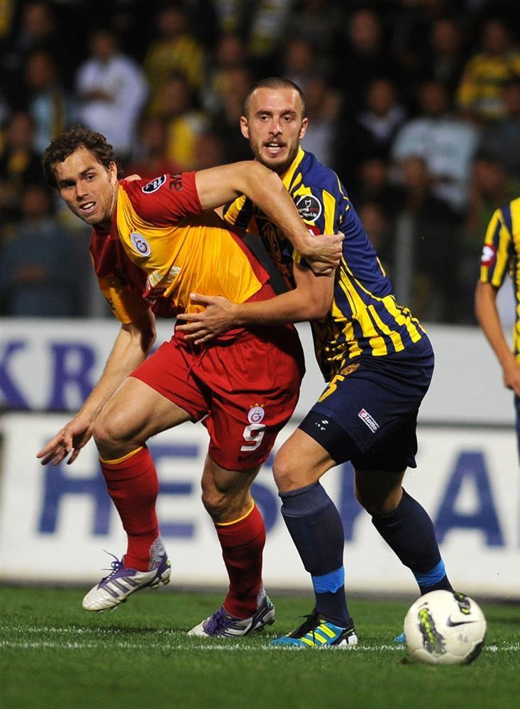 Galatasaray siftah yaptı