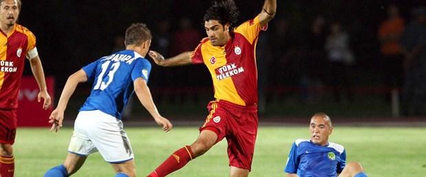 Galatasaray turu İstanbul'a bıraktı: 1-1