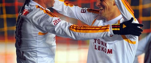 Galatasaray'da yabancılara noel izni