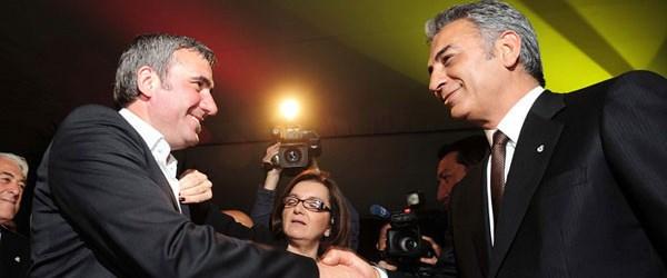 Galatasaray'da yeni hoca Hagi