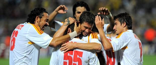Galatasaray'ın ilk onbiri belli oldu