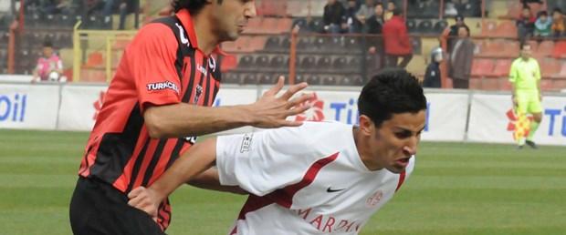 Gaziantepspor puanı kurtardı: 1-1