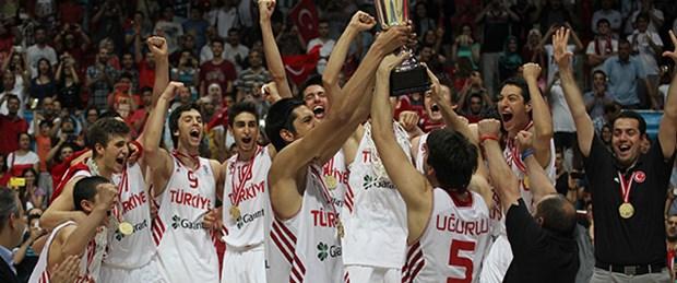 Gençler Avrupa şampiyonu