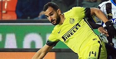 Geçtiğimizsezon kiralandığı Inter'de fazla forma şansı bulamayan Montoya, devre arasında Real Betis'e kiralanmıştı.