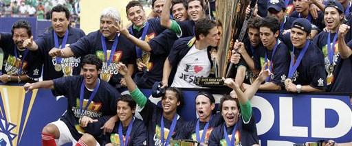 Gold Cup Meksika'nın