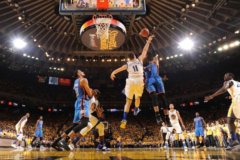 Golden State Warriors bir kez daha finalde - 1   NTV