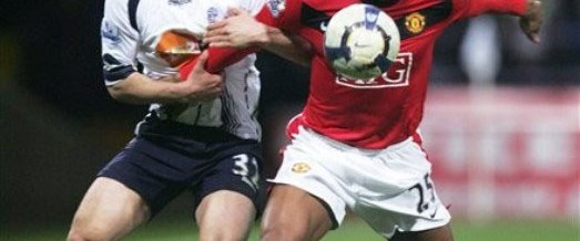 Gözler B.Münih – M.United maçında