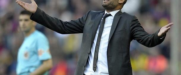 Guardiola'ya 'yalancı' cezası