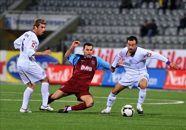 Hacettepe: 1 Trabzonspor: 4