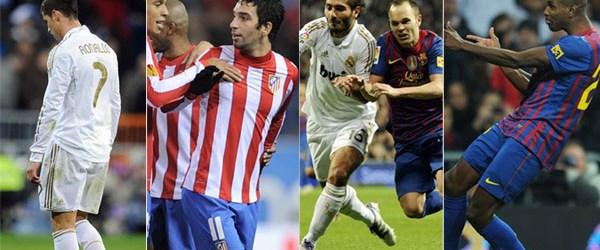 Hafta sonu La Liga heyecanı NTV Spor'da