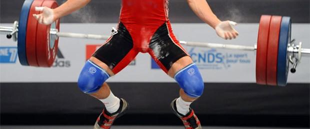 Halterde 'doping' depremi