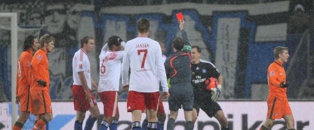 Hamburg iyi kapattı: 2-1