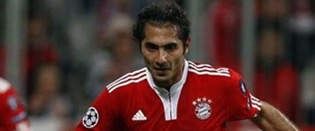 Hamit Bayern'de kaldı