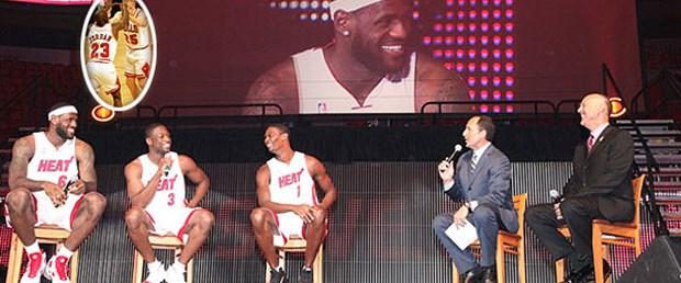 Heat'in yeni kadrosu Bulls'un rekorunu geçebilir mi?