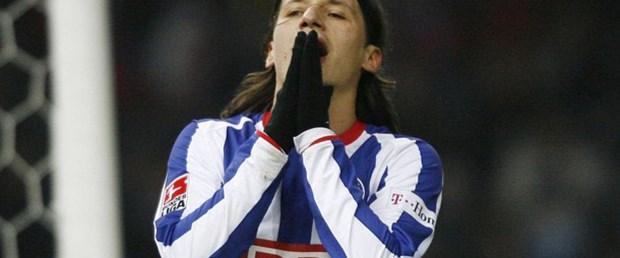 Hertha Pantelic'le uzatmayacak