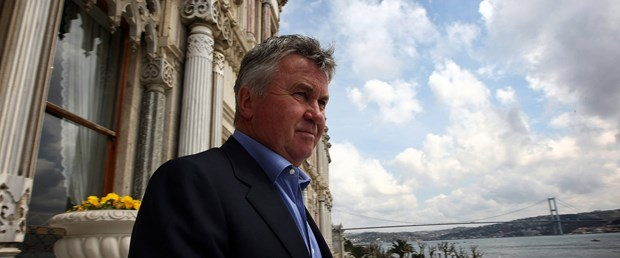 Hiddink: M.City beni istiyordu