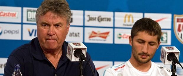 Hiddink'ten UEFA'ya sert sözler