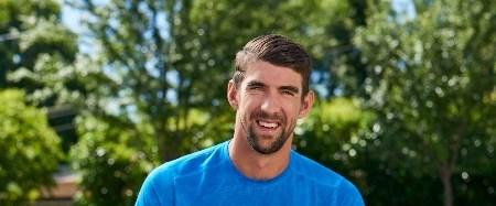 Olimpiyat Şampiyonu ABD'li yüzücü Michael Phelps ve oğlu.jpg